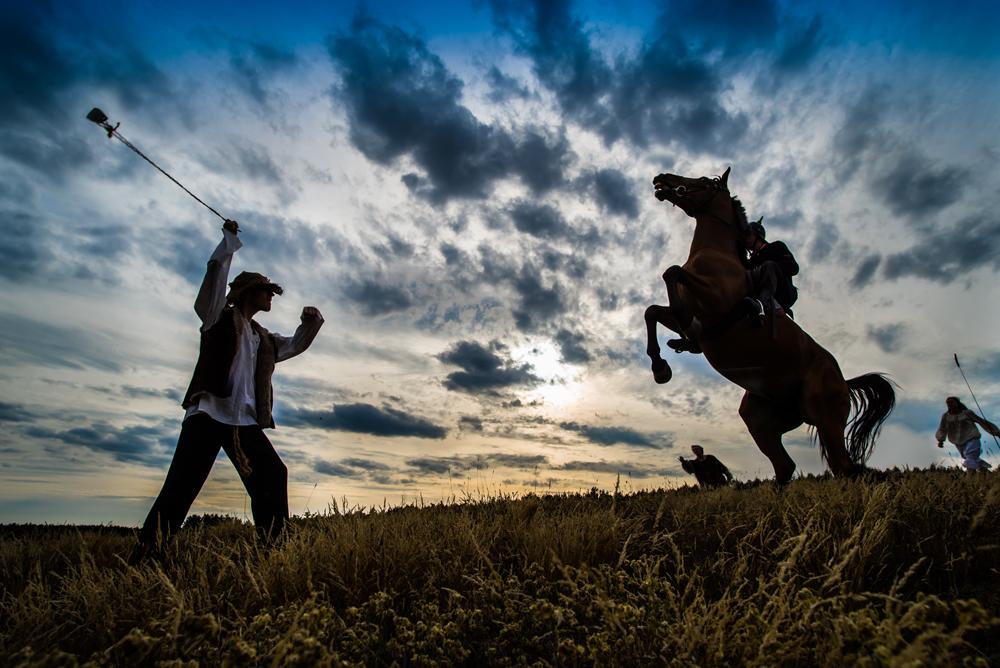 Remus walczy z Goliatem-net